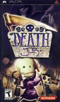 Death Jr. PSP Front Cover