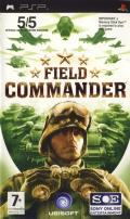 Field Commander PSP Front Cover