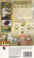 PoPoLoCrois PSP Back Cover