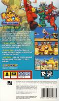 Power Stone Collection PSP Back Cover