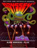 Alien Invaders - Plus! Odyssey 2 Front Cover