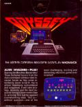 Alien Invaders - Plus! Odyssey 2 Back Cover