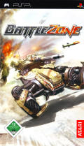 BattleZone PSP Front Cover