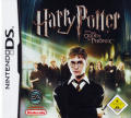 Harry Potter and the Order of the Phoenix Nintendo DS Front Cover