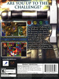 Puzzle Quest: Challenge of the Warlords Windows Back Cover