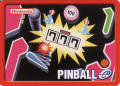 Pinball Game Boy Advance Media e-Card 1/5 - Back