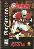 NFL GameDay PlayStation Front Cover