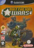 Battalion Wars GameCube Front Cover