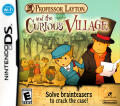 Professor Layton and the Curious Village Nintendo DS Front Cover