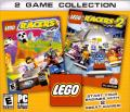 LEGO Racers & LEGO Racers 2 Windows Front Cover