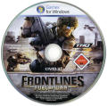 Frontlines: Fuel of War Windows Media Game Disc 1/2