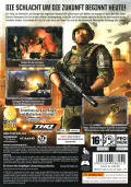 Frontlines: Fuel of War (Special Edition) Windows Other Keep Case - Back