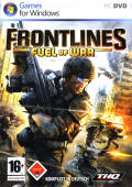 Frontlines: Fuel of War (Special Edition) Windows Other Keep Case - Front
