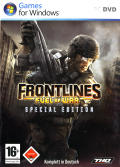 Frontlines: Fuel of War (Special Edition) Windows Front Cover