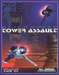 Alien Breed: Tower Assault Amiga Front Cover