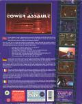 Alien Breed: Tower Assault Amiga Back Cover