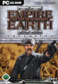 Empire Earth II: The Art of Supremacy Windows Front Cover
