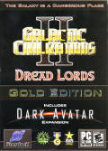 Galactic Civilizations II: Gold Edition Windows Front Cover