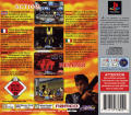 Time Crisis PlayStation Back Cover