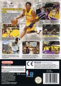 NBA Courtside 2002 GameCube Back Cover