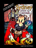 Sydney Treads the Catwalk Windows Front Cover