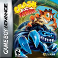Crash of the Titans Game Boy Advance Front Cover