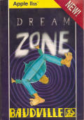 Dream Zone Apple IIgs Front Cover
