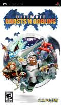 Ultimate Ghosts'N Goblins PSP Front Cover