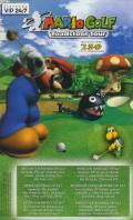 Mario Golf: Toadstool Tour GameCube Other VIP Token Front
