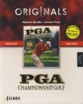 PGA Championship Golf Windows Front Cover