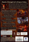 Pirates of the Caribbean: The Legend of Jack Sparrow Windows Back Cover