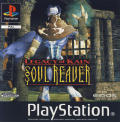 Legacy of Kain: Soul Reaver PlayStation Front Cover Regular