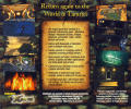The Elder Scrolls: Chapter II - Daggerfall DOS Other Jewel Case - Back