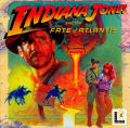 Indiana Jones and the Fate of Atlantis DOS Other Jewel Case - Front