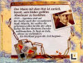 Indiana Jones and the Fate of Atlantis DOS Other Jewel Case - Back