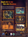 Indiana Jones and the Emperor's Tomb Windows Back Cover