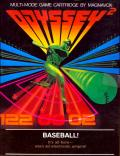 Baseball! Odyssey 2 Front Cover