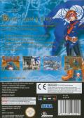 Skies of Arcadia: Legends GameCube Back Cover