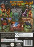Tak: The Great Juju Challenge GameCube Back Cover