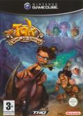 Tak: The Great Juju Challenge GameCube Front Cover
