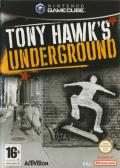 Tony  Hawk's Underground GameCube Front Cover