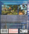 Ratchet & Clank Future: Tools of Destruction PlayStation 3 Back Cover