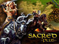 Sacred Plus Windows Front Cover