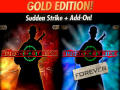 Sudden Strike: Gold Edition Windows Front Cover