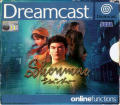 Shenmue Dreamcast Front Cover