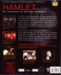 William Shakespeare's Hamlet: A Murder Mystery Windows Back Cover