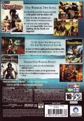 Prince of Persia Trilogy Windows Back Cover