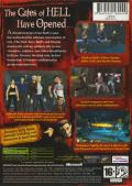 Buffy the Vampire Slayer: Chaos Bleeds Xbox Back Cover