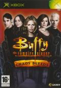 Buffy the Vampire Slayer: Chaos Bleeds Xbox Front Cover