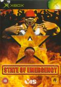 State of Emergency Xbox Front Cover